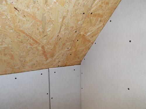 Внутренняя отделка домов из СИП панелей
